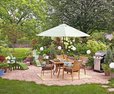budget patio ideas
