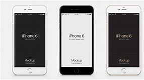 Image result for PSD iPhone 6 Plus