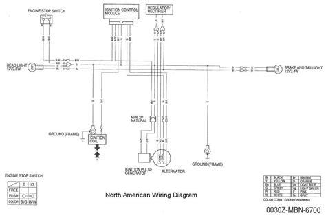 honda xr650l cdi wiring diagram honda get free image