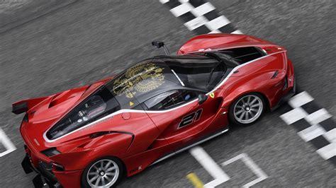 Ferrari Xx by Ferrari Fxx K Hypercars Make A Deafening Noise At Mugello