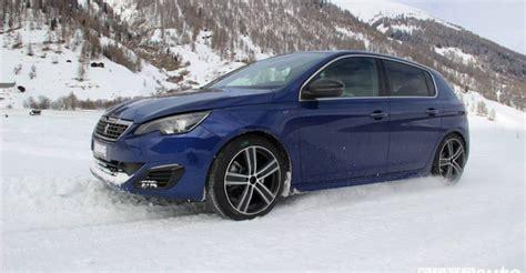pneumatici invernali test pneumatici invernali test accelerazione su neve newsauto it