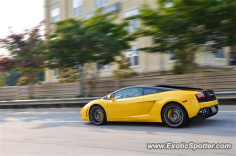 Lamborghini Ga Lamborghini Gallardo Spotted In Atlanta On 07 07 2012