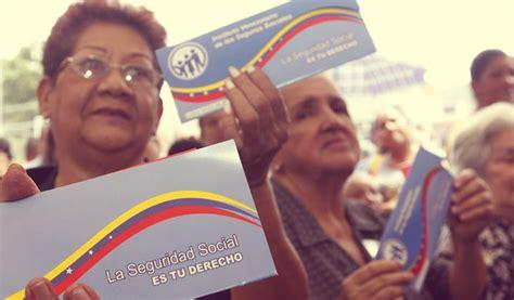aumento salarial de pensionado sectol salud 2016 sueldo de pensionados del ivss septiembre 2017