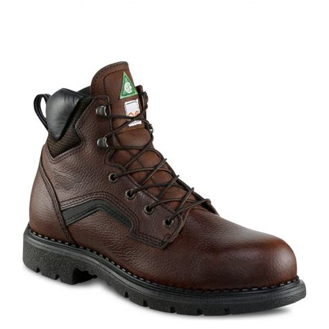 Sepatu Boots Caterpillar Bishop Steel Toe Brown Safety Ujung Besi jual sepatu safety wing 3526 wing safety shoes 3526