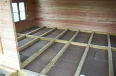 Wie Viel Kostet Ein Pvc Boden Zu Verlegen by Gartenhaus Fu 223 Boden Verlegen Dachdecker Verband