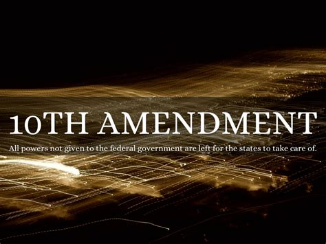 The Tenth 10th amendment pictures www imgkid the image kid