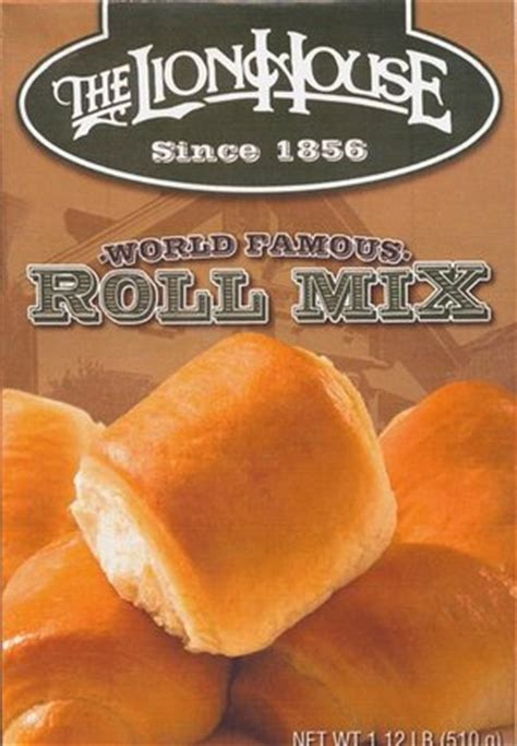 lion house rolls lion house roll mix deseret book