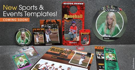 sports photo templates new sports templates 171 miller s professional imaging