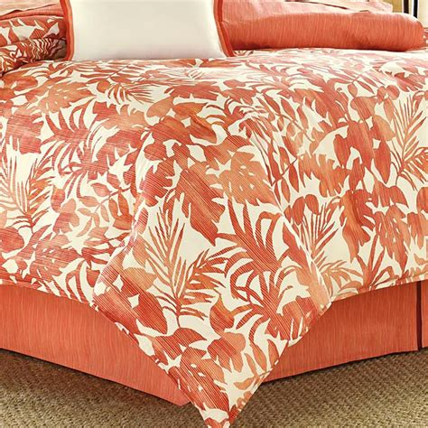 cotton comforter queen tommy bahama palma sola comforter set queen 230 tc
