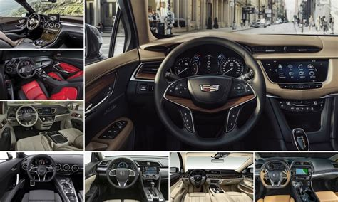 here are wards 10 best car interiors of 2016