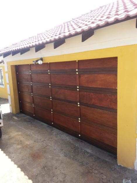 Wooden Garage Doors For Sale Wooden Single Garage Doors Clasf