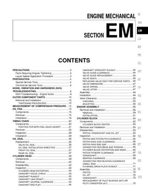 car service manuals pdf 1998 nissan sentra regenerative braking service manual download car manuals pdf free 1998 nissan pathfinder security system service
