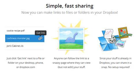 dropbox links reddit dropbox adds public link function slashgear