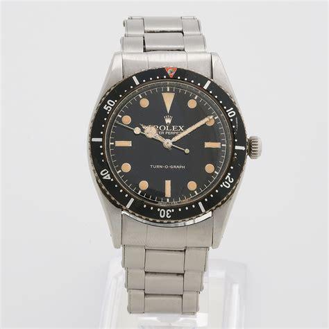 Vintage Rolex Turn O Graph 6202   Vintage And Prestige