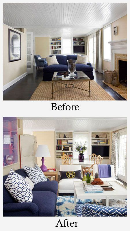 room makeovers room makeover s before and after magic living room