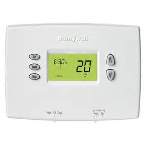 Lowes Kitchen Design Ideas honeywell 5 1 1 day programmable thermostat lowe s canada