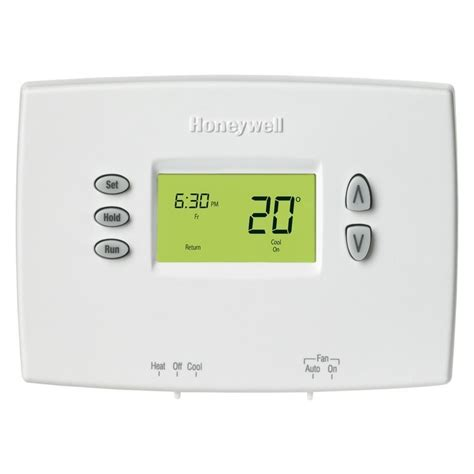 Home Designer Pro 2015 User Guide by Honeywell 5 2 Day Programmable Thermostat Lowe S Canada