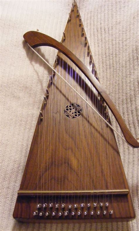 Handcrafted Musical Instruments - bowed psaltery handmade unique one of a