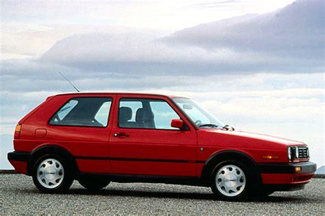 volkswagen hatchback 1990 1990 92 volkswagen golf jetta consumer guide auto
