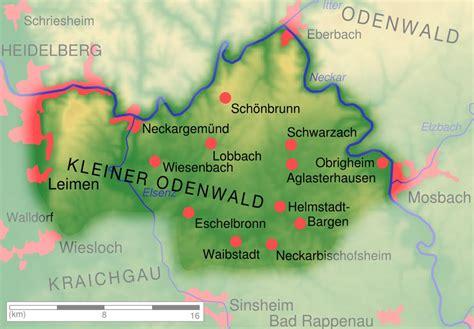 Motorradtouren Im Odenwald by Kleiner Odenwald