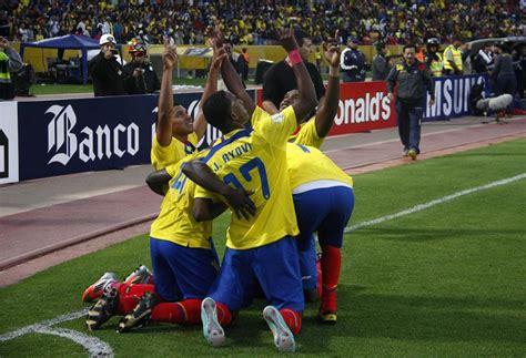 imagenes de venezuela vs ecuador ecuador est 225 mentalizado para ganar pero respeta a
