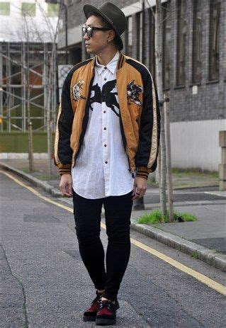 Promo Jaket Casc Bomber Verpo Black Casual 17 best images about sukajan jacket on vintage geishas and embroidery