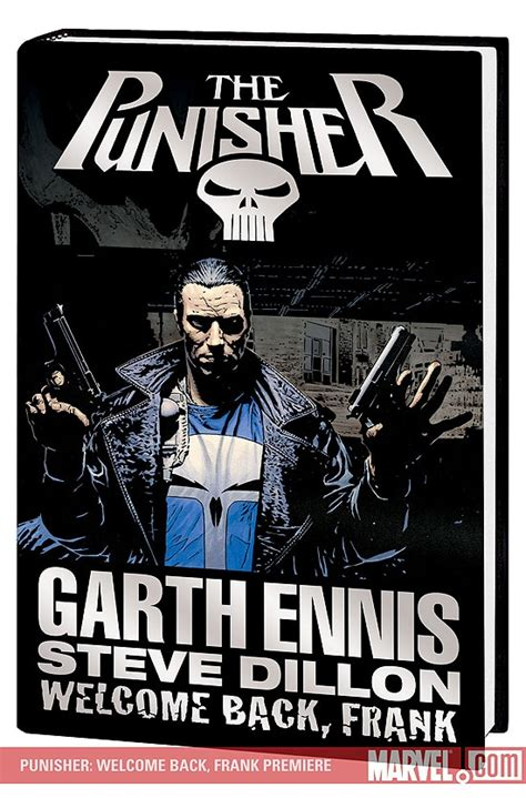 Punisher Welcome Back Frank Tp Marvel Comics comic review the punisher welcome back frank comic land http comiclandstore