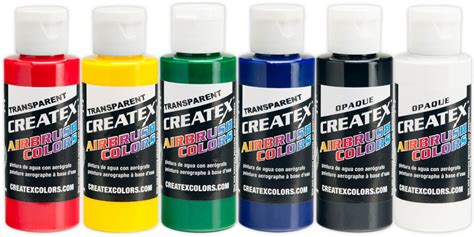 createx airbrush colors createx airbrush colors 60 ml