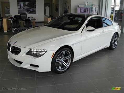 2010 bmw m6 for sale 2010 bmw m6 coupe in alpine white y25297 auto j 228 ger