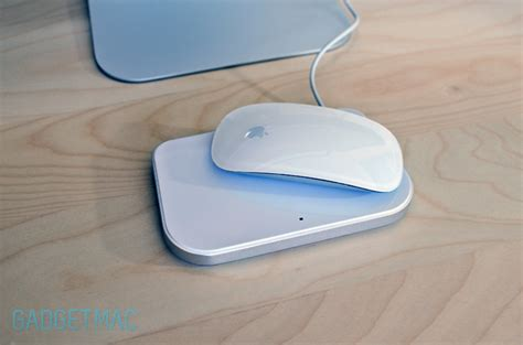 Mouse Wireless Charger artwizz induction charger wireless charger for magic mouse