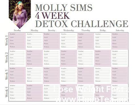Best One Week Detox by 7 Best 60 Day Fitness Challenge Images On