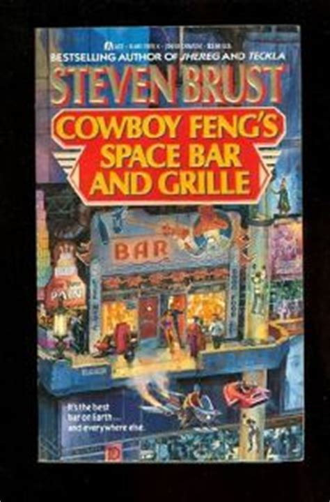 fiction book review cowboy feng s space bar and grill by