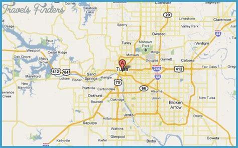 Search Tulsa Ok Tulsa Ok Map Images