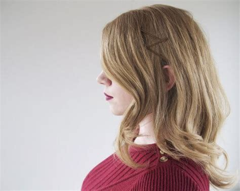 the rachel haircut ways to wear it 7 incredibly chic ways to wear bobby pins tutorial