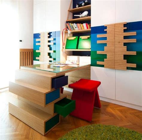 Kids Bedroom Decor Ideas 29 kids desk design ideas for a contemporary and colorful