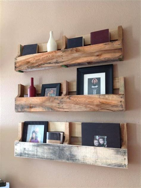 shelves for storage and decor 101 pallets
