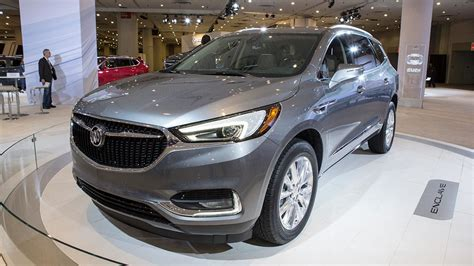 New Buick 2018 Enclave by 2018 Buick Enclave Suv Upscale Consumer Reports