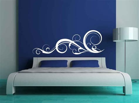 design house decor etsy baroque swirl flourish decorative decal by vinylwallaccents