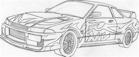 Here is a collection of cars drawed with most precision