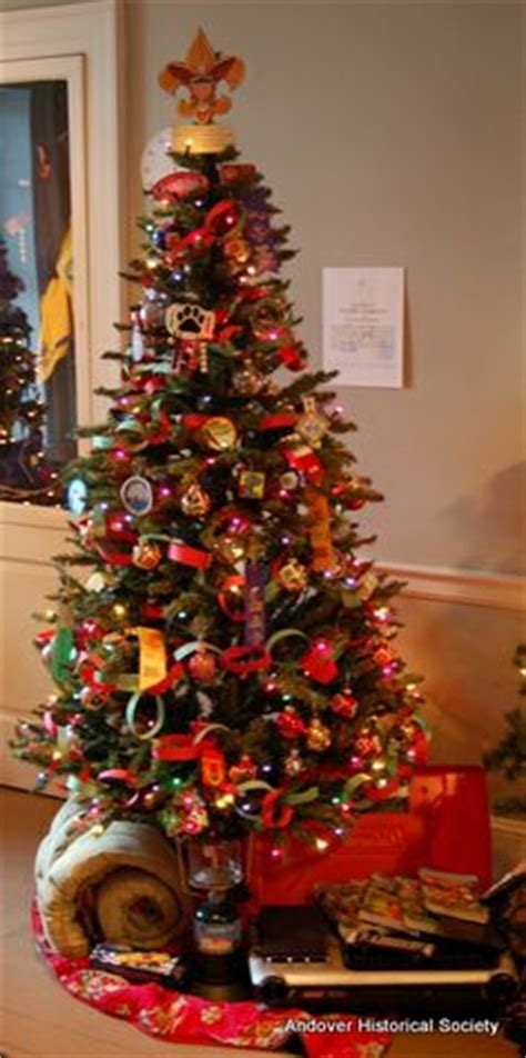 1000 images about boy scout christmas tree on pinterest