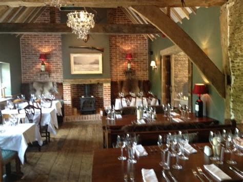 Barn Style Restaurants Barn Style Dining Area Picture Of The Wisborough Pub