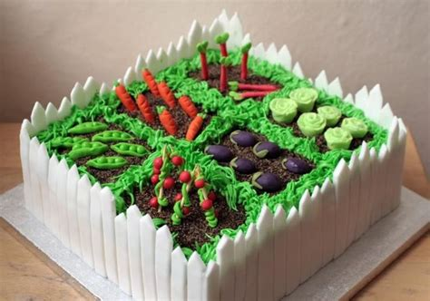 50 Best Images About Faerie Garden Ideas On Pinterest Vegetable Garden Cake Ideas