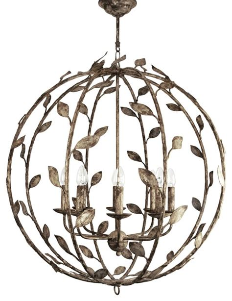 rustic metal chandelier metal foliage chandelier rustic chandeliers by villaverdeltd