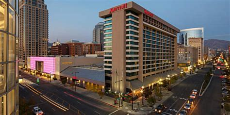 Salt Lake Marriott Downtown at City Creek Weddings