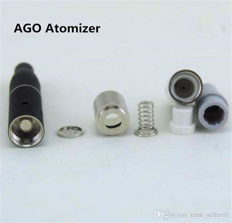 Atomizer 0 8ml Untuk Mod Ago G5 mini ago g5 atomizer ago g5 vaporizer clearomizer herb tanks vape mods for electronic