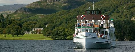 boat transport yorkshire windermere lakes cruises