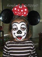 Mini Maus Schminkvorlage by Kinderschminken Beliebte Charaktere Schritt F 252 R Schritt