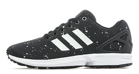 zx flux black and white pattern adidas zx flux black white available now nice kicks