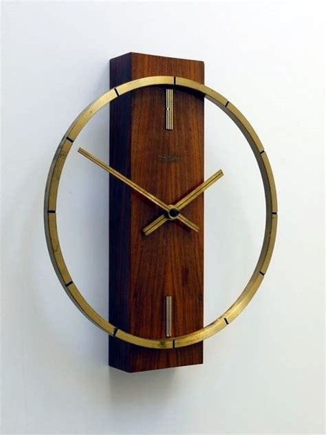 spatially telling time modern architecture inspired clock 40 cool wall clocks for any room of the house