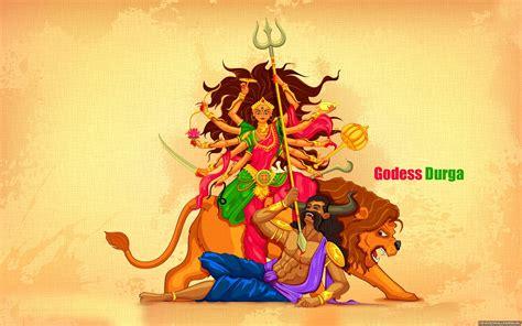 wallpaper cartoon durga maa durga goddess navratri image in hd new hd wallpapers